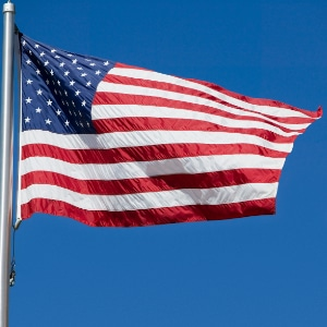 Fly the American Flag for Military Family Appreciation Month!