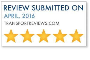 Crestline Auto Transport Reviews- April 2016