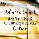 What to Expect When Booking Auto Transport Services Online with Crestline