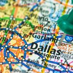 Most Popular Car Shipping Lanes in Texas - Dallas