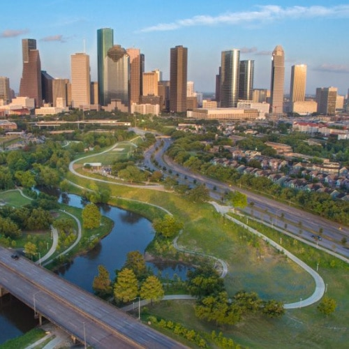 Popular Car Shipping Routes in Texas - Houston